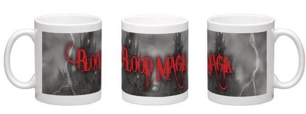 Blood Magik Dark Castle Custom Mug