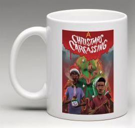 A Christmas Carcassing 11 oz Mug