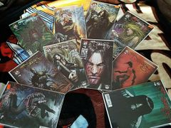 The Darkness vol 3 #1-10 Top Cow Image Horror Fantasy Comic Lot