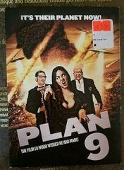 Plan 9 (DVD, 2016) Aliens, Zombies, Comedy & Gore!