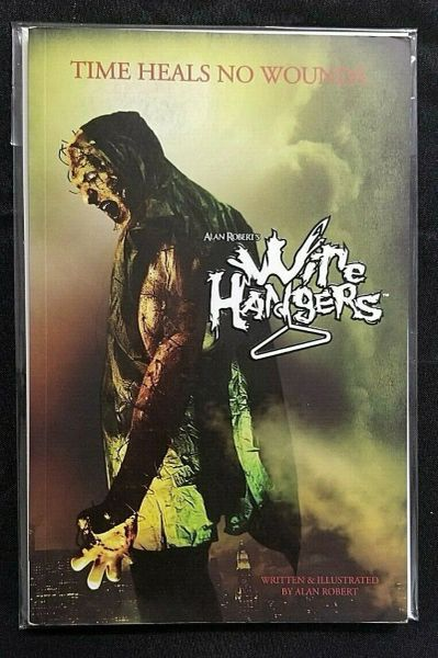Alan Robert's Wire Hangers TPB (IDW) #1 2010 NM-