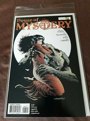 HOUSE of MYSTERY #1, VF/NM, Bernie Wrightson Variant, 2008