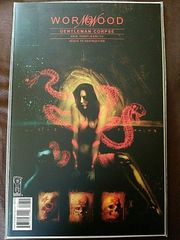 WORMWOOD ONE-SHOT (SEGUE TO DESTRUCTION) (2007 Series) #1 NM Horror Comic