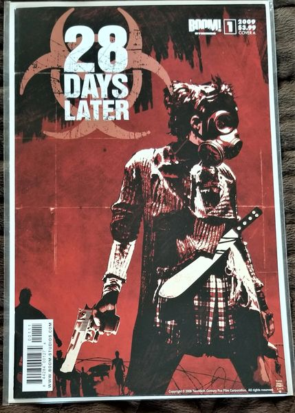 28 Days Later (2009 Boom Studios) #1A VF/NM