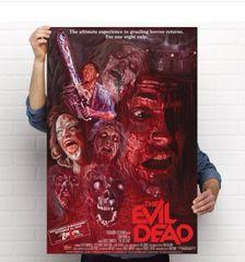 """Evil Dead Zombie Con Poster - Matte Finish - 24"""" x 36"""""""