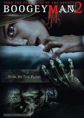 Boogeyman 2: Fear in the Flesh! Pre-viewed DVD