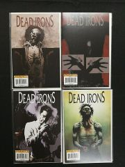 Dead Irons #1 2 3 1:8 Chase Variant #4 Jae Lee