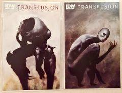 Transfusion #1 & 2