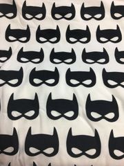 Bat mask - cotton