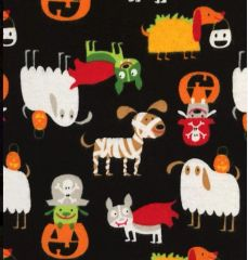 Howl-O-Ween -- cotton