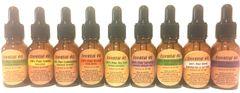 100% Pure Therapeutic Grade Essential Oils