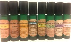 Essential Oil Roll On's