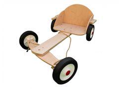 City Wooden Go Kart