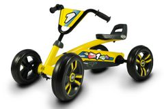 Buzzy Yellow Pedal Go Kart