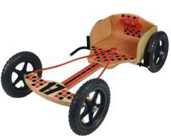Redline Racer Wooden Go Kart