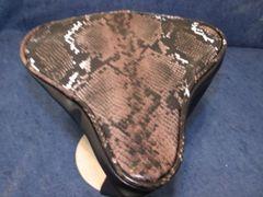 Beach Cruiser Seat Upholstery Black Snake