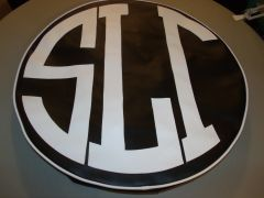 Monogram Spare Tire Cover CBL SLT