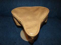 Beach Cruiser Seat Upholstery Caramel