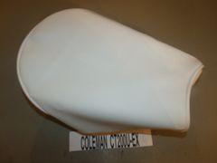Coleman CT200U-EX Mini Bike Seat Upholstery White
