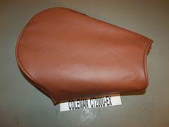 Coleman CT200U-EX Mini Bike Seat Upholstery Caramel Brown