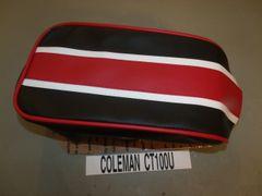 Coleman CT100U Mini Bike Seat Upholstery 3 Stripe