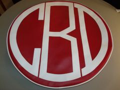 Monogram Spare Tire Cover CBL CBD
