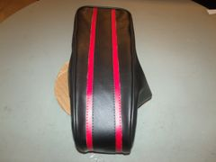 Coleman CT200U Mini Bike Seat Upholstery Thin Red Stripe