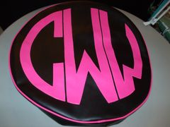 Monogram Spare Tire Cover CBL CWW