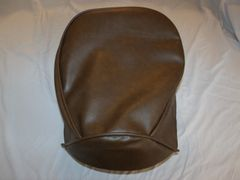 Baja Warrior Heat Mini Bike Seat Upholstery Dark Brown