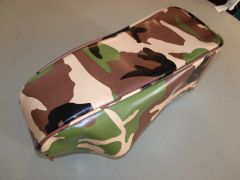 Mini Bike Seat Upholstery db30 Camo one