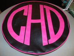 Monogram Spare Tire Cover CBL CHD