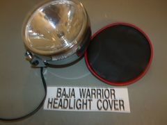 Baja Warrior Mini Bike Headlight Cover
