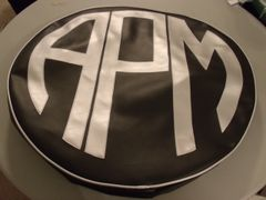 Monogram Spare Tire Cover CBL APM