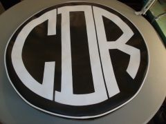 Monogram Spare Tire Cover CBL CDR