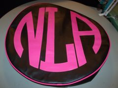 Monogram Spare Tire Cover CBL NLA