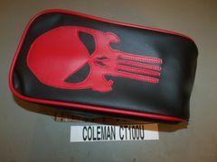 Coleman CT100U Mini Bike Seat Upholstery Punisher