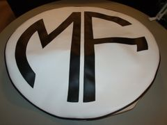 Monogram Spare Tire Cover CBL MF