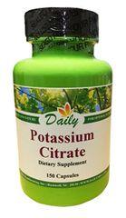 Potassium Citrate 99mg 150 cap