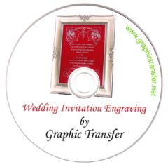 Wedding Invitation Engraving
