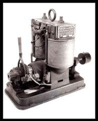 Thomas Edison .5 KW Dynamo