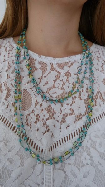 Beaded Necklace #1