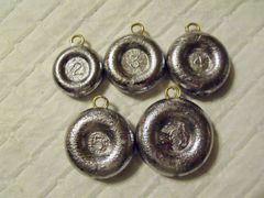 Coin (Flat) Sinker