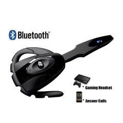 Wireless PS3 Gaming Bluetooth/Handsfree