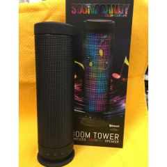 Sound Candy Boom Tower Color Light Show Wireless Speaker