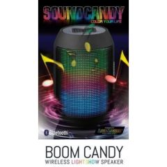 Sound Candy Boom Candy Led Light Show Speaker