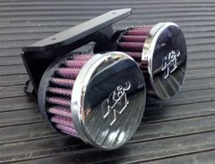 HPI Customs Dual K&N Breather Kit