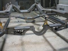 HPI Customs '68-'72 Chevelle/ GM A-Body K-Brace Kits