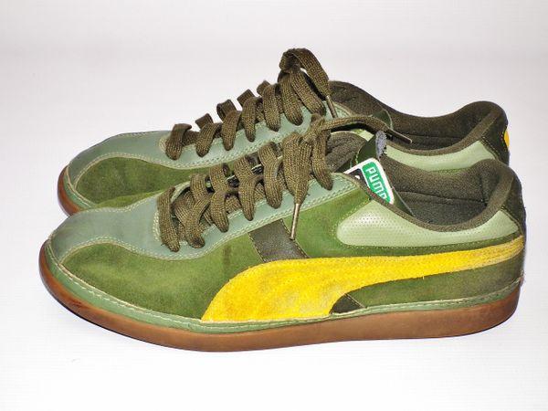 true vintage puma mens trainers sneakers original issue 2002 size uk ... 2f66632e0