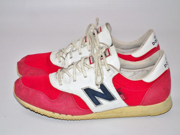 a5519e3c73cd ... italy true vintage new balance rc400 mens trainers size uk 9. b7f22  abb55