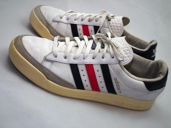 separation shoes b928e 91495 vintage adidas davis cup shoes